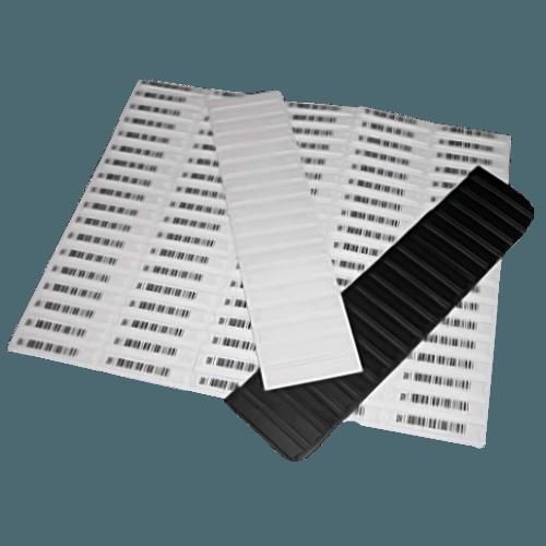 AM etikety, různé možnosti, 58 kHz AC SYSTEMS Praha